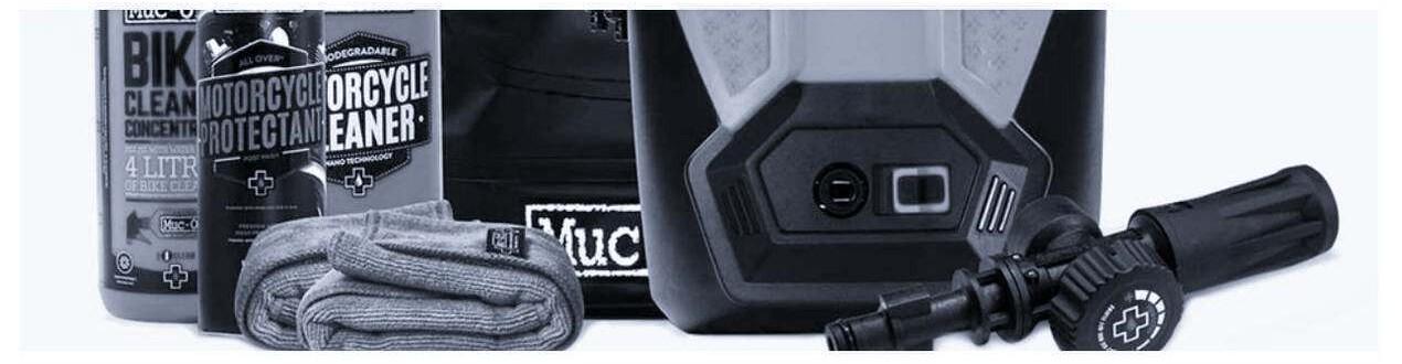 Productos de limpieza y mantenimiento para moto - Mototic