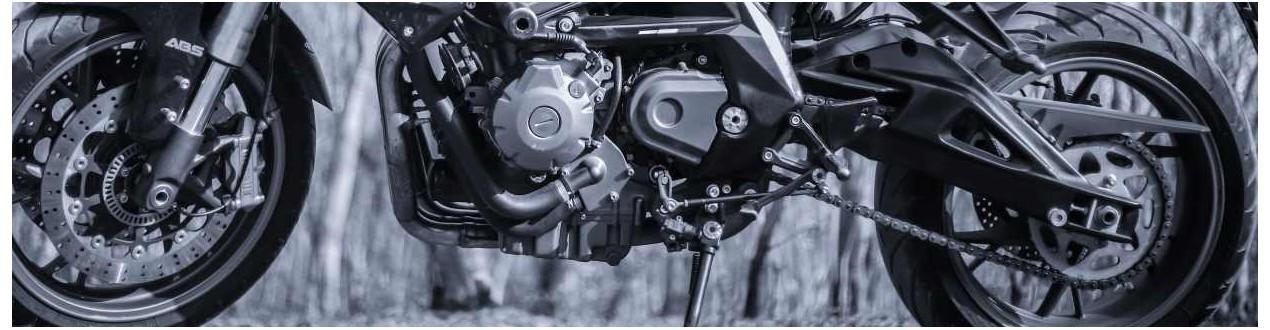 Compra online - Transmisión de la moto - Mototic