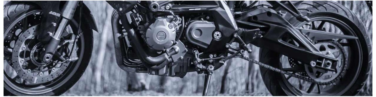Motor y mecánica de la moto - Mototic