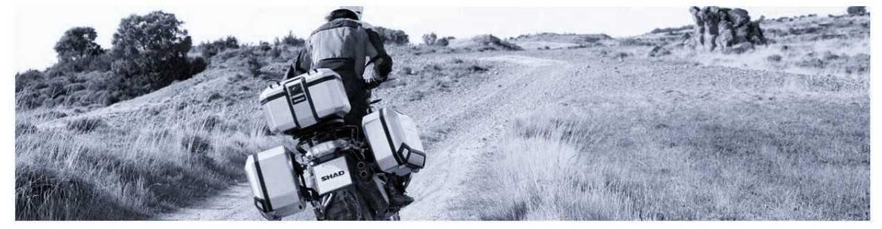 Artículos de almacenaje y transporte para moto - Mototic