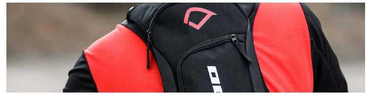 Bolsas y mochilas para moteros 【Compra Online】 - Mototic