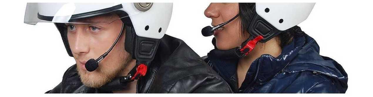 Kit itercomunicadores moto a precios únicos - Mototic
