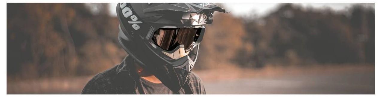 Recambios para gafas y máscaras off-road - Mototic