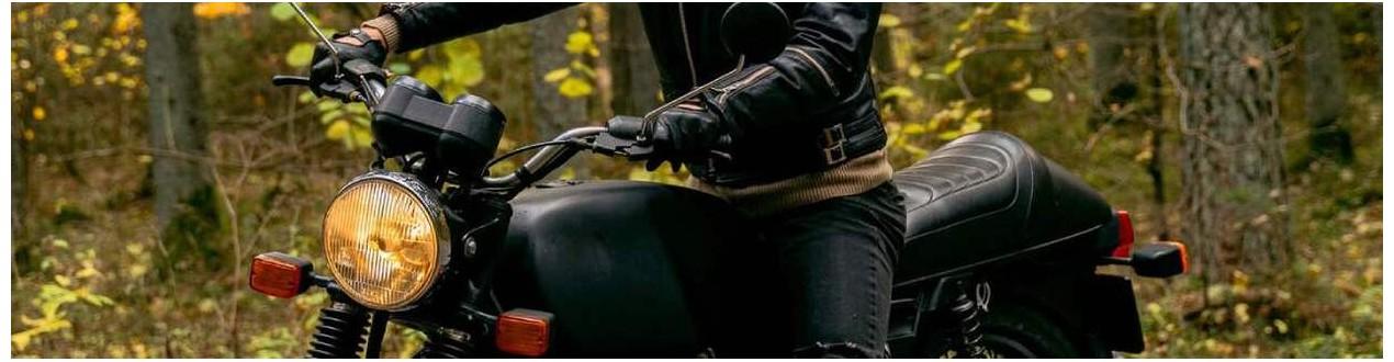 Ropa casual para moto - Mototic