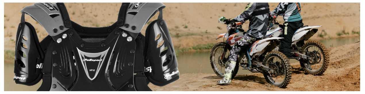 Protecciones para moto - Mototic